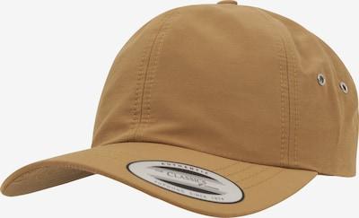 Flexfit Cap in honig, Produktansicht