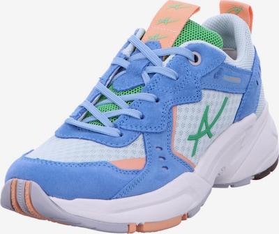 ALLROUNDER BY MEPHISTO Sneaker in hellblau / grün / orange / weiß, Produktansicht