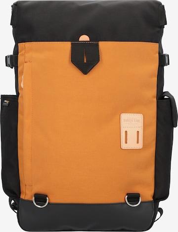 Harvest Label Rucksack 'Washiba' in Orange