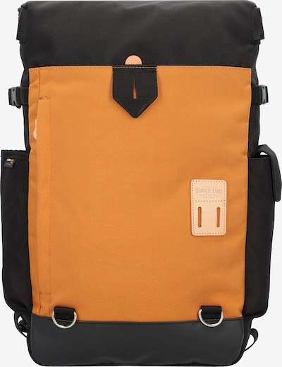 Harvest Label Rucksack 'Washiba' in orange / schwarz, Produktansicht