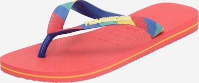 HAVAIANAS Zehentrenner 'VERANO' in mischfarben / koralle / rot, Produktansicht