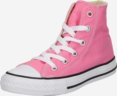 CONVERSE Baskets 'All Star' en rose / noir / blanc, Vue avec produit
