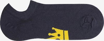 Tag SOCKS Socken in navy / gelb, Produktansicht