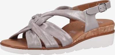 ARA Sandalen in silber, Produktansicht