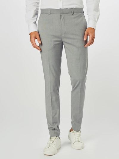 BURTON MENSWEAR LONDON Kalhoty - šedá: Pohled zepředu