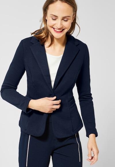 Blazer švarkas iš STREET ONE , spalva - mėlyna, Modelio vaizdas
