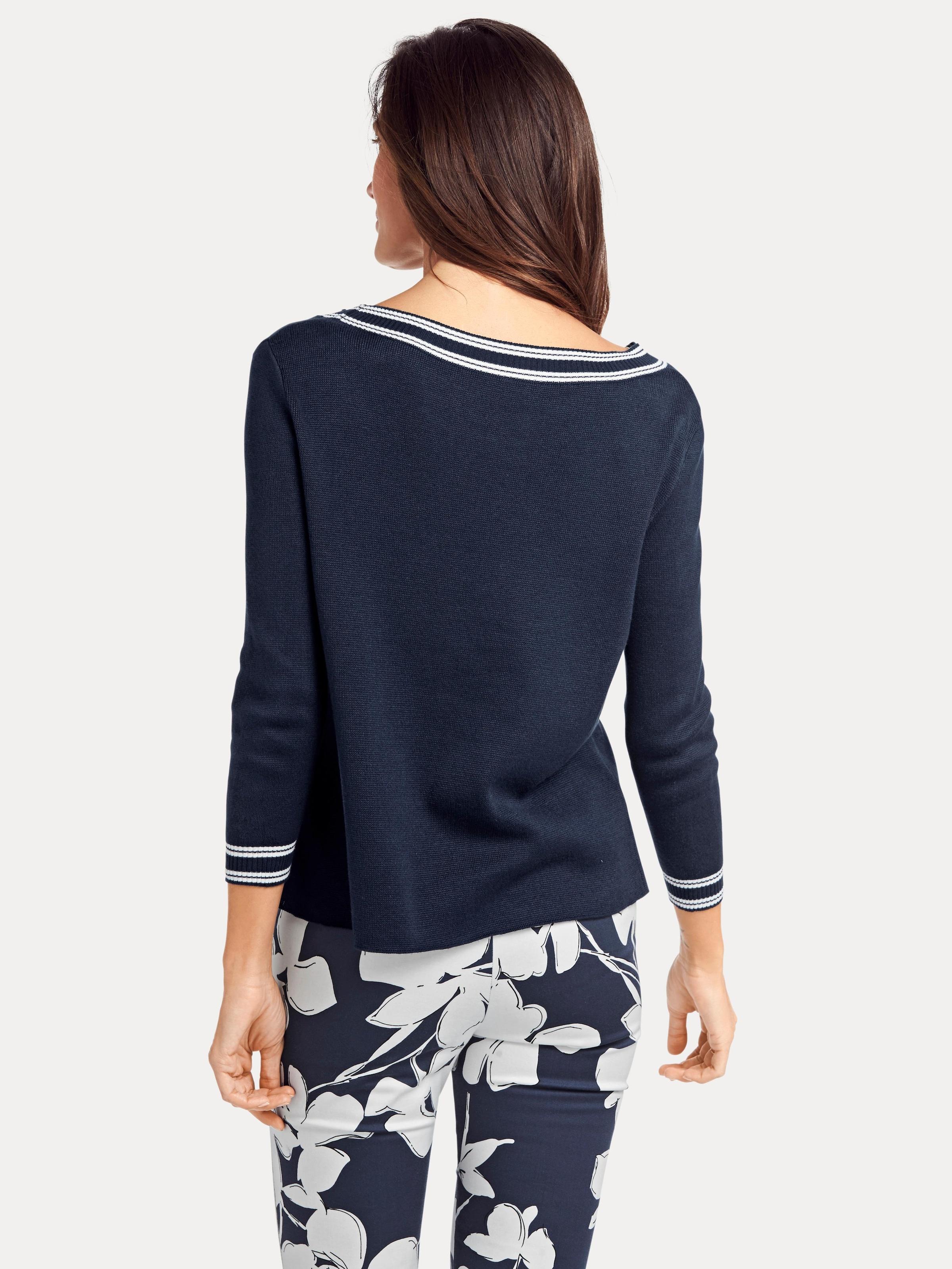 Patrizia Dini by heine Pullover mit Zierschleife Rabatt Neue Stile Online Kaufen Günstigsten Preis LEU7WuN1dc