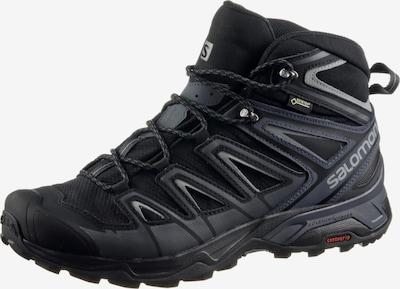 SALOMON Wanderschuhe 'X Ultra 3 Mid Gtx' in schwarz, Produktansicht