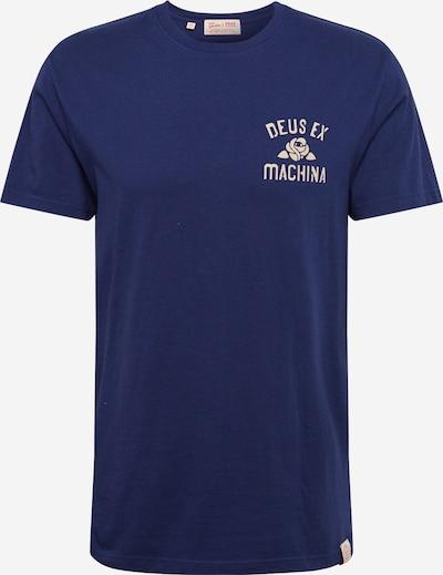 DEUS EX MACHINA T-Shirt 'YJ Tokyo' en bleu marine / blanc, Vue avec produit