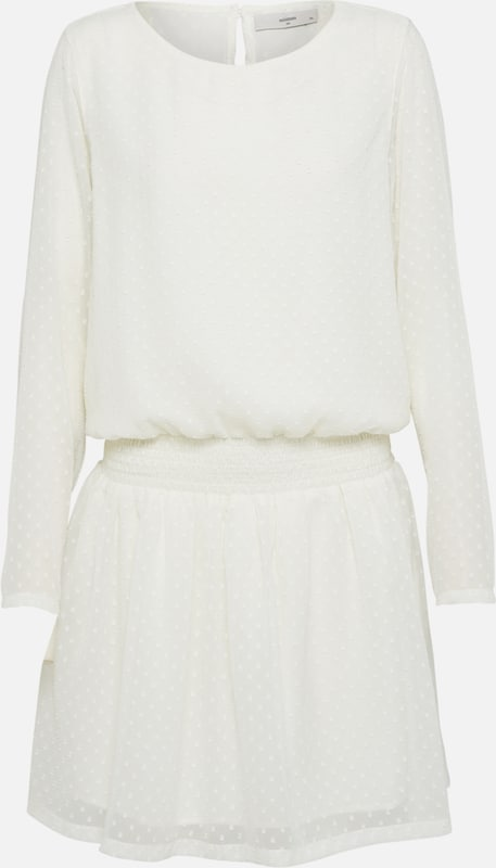 En Blanc Robe Minimum 'alysia' De Cocktail nkN8wX0OZP