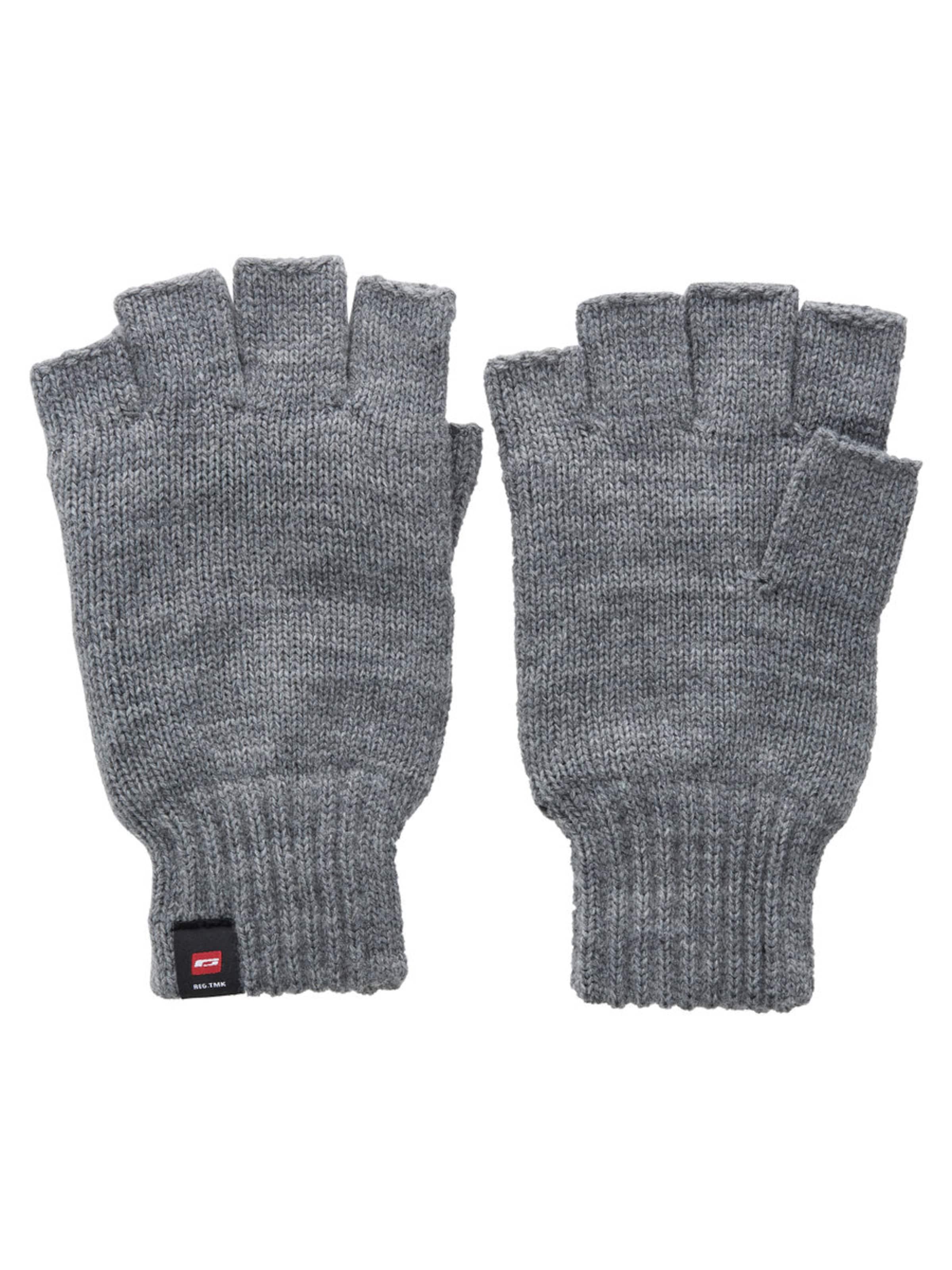 Jones Jones Kurzfingerhandschuhe Jackamp; Kurzfingerhandschuhe Jackamp; In Graumeliert Graumeliert In 2W9EIHYD
