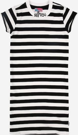 VINGINO Haljina 'Polly' u crna / bijela, Pregled proizvoda