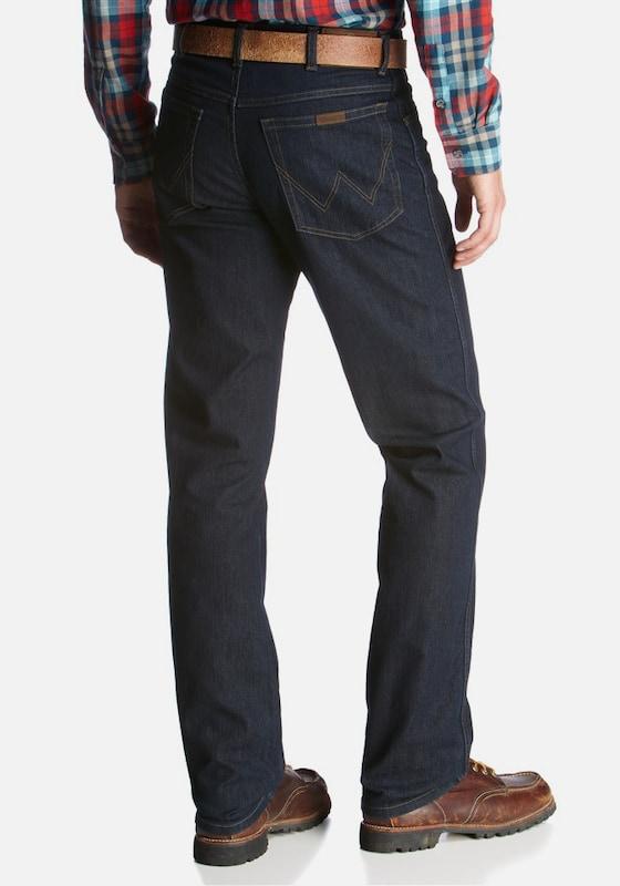 'durable' Kobaltblau Wrangler Stretch jeans Wrangler jeans Stretch 'durable' zq6RRY