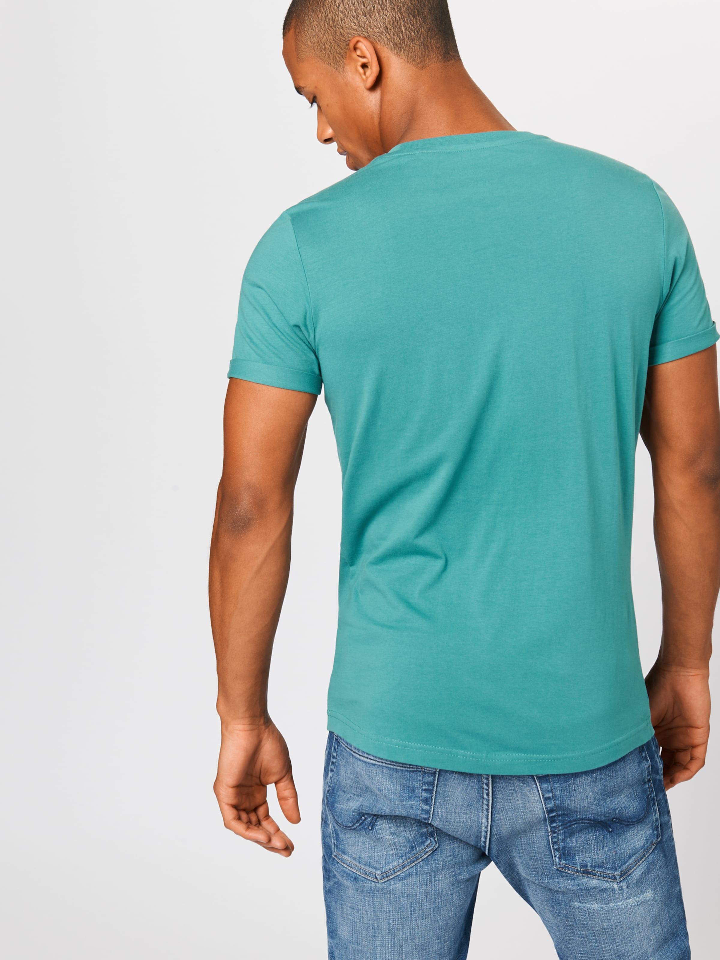 S In oliver oliver TürkisPastellgelb S Shirt L34AR5j