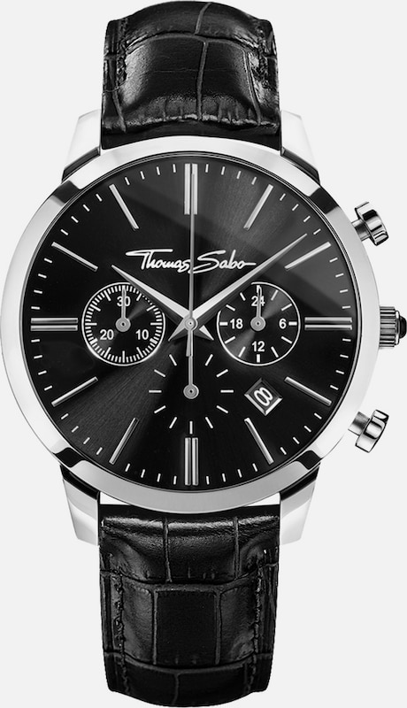 Thomas Sabo Chronograph »REBEL SPIRIT CHRONO, WA0242«