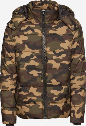 Urban Classics Jacke in sand / braun / khaki / schwarz, Produktansicht