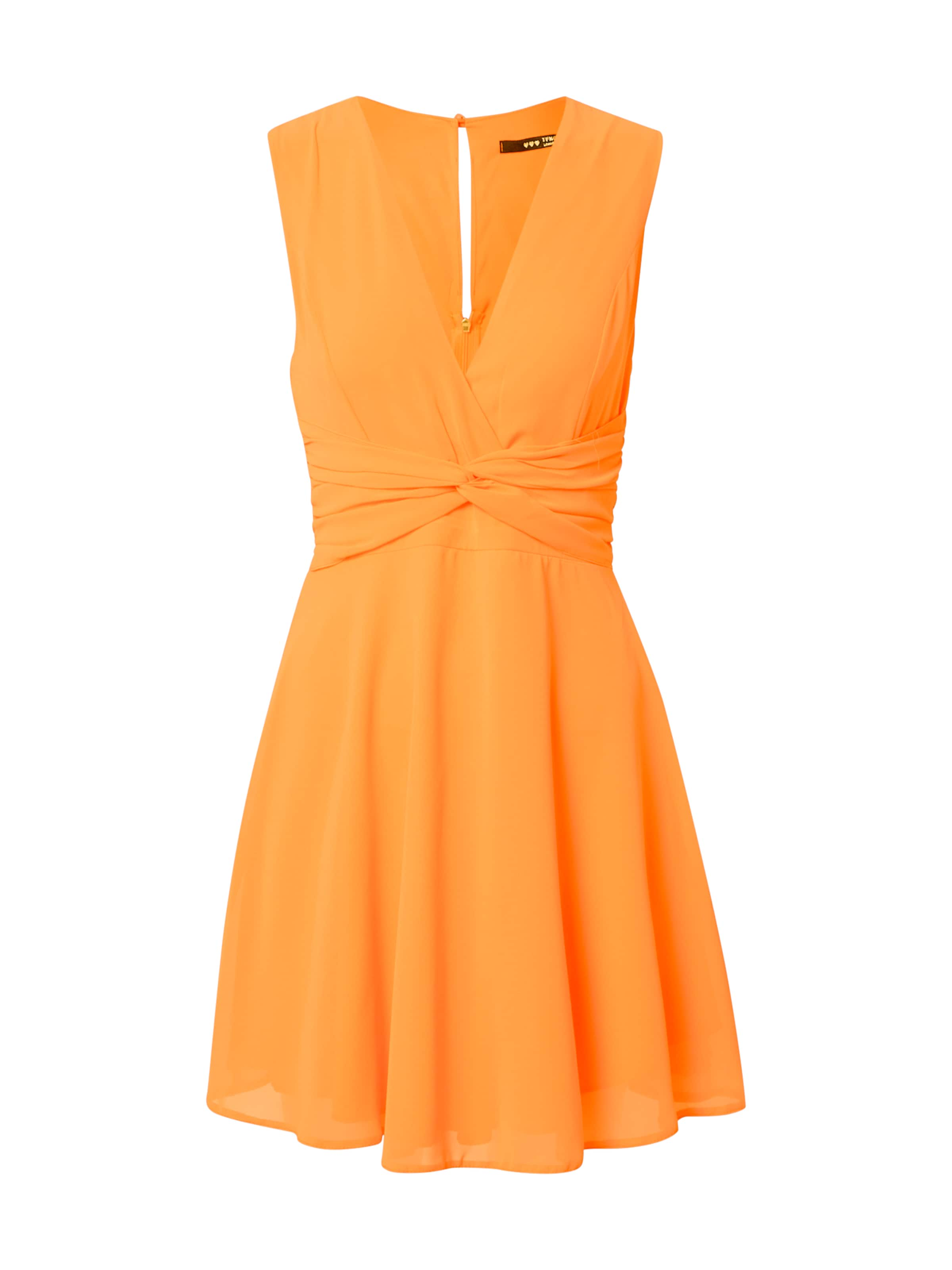 TFNC Kleid 'Soriane' in orange