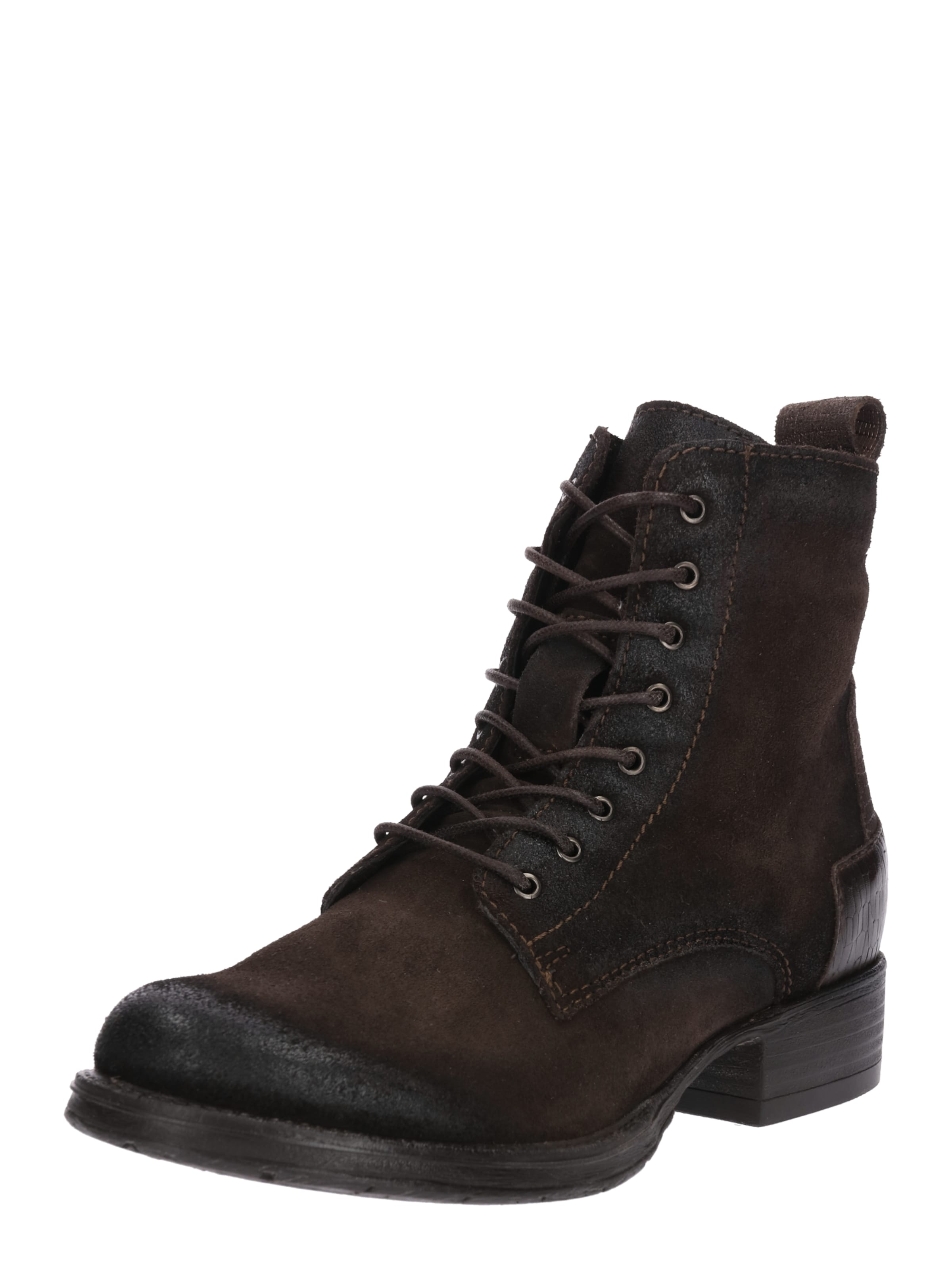 MJUS Schnürrstiefel Günstige und langlebige Schuhe