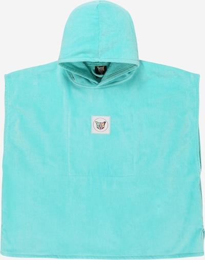 PARI Badjas 'Swim Club Powel' in de kleur Turquoise, Productweergave