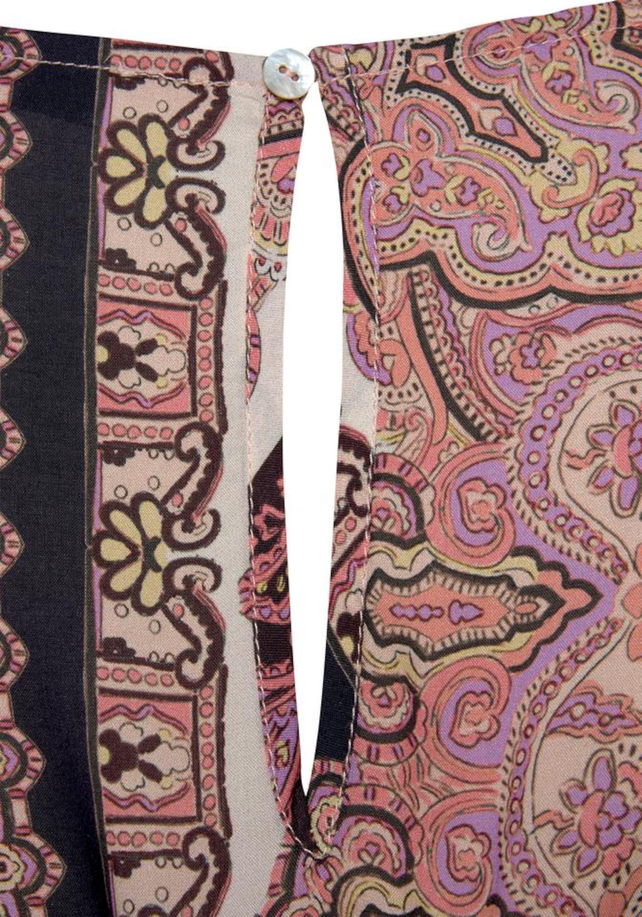 LASCANA Strandklänning i taupe / gammalrosa