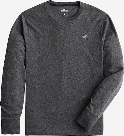 HOLLISTER Shirt in anthrazit / schwarz, Produktansicht