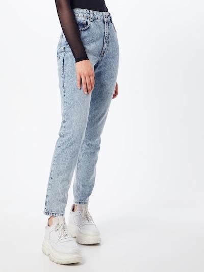 ABOUT YOU Jeans 'Mirja' in blue denim, Modelansicht