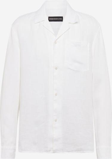 Dalykiniai marškiniai 'MAURI' iš DRYKORN , spalva - balta, Prekių apžvalga