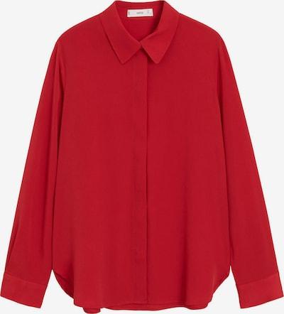 Bluză MANGO pe roșu, Vizualizare produs