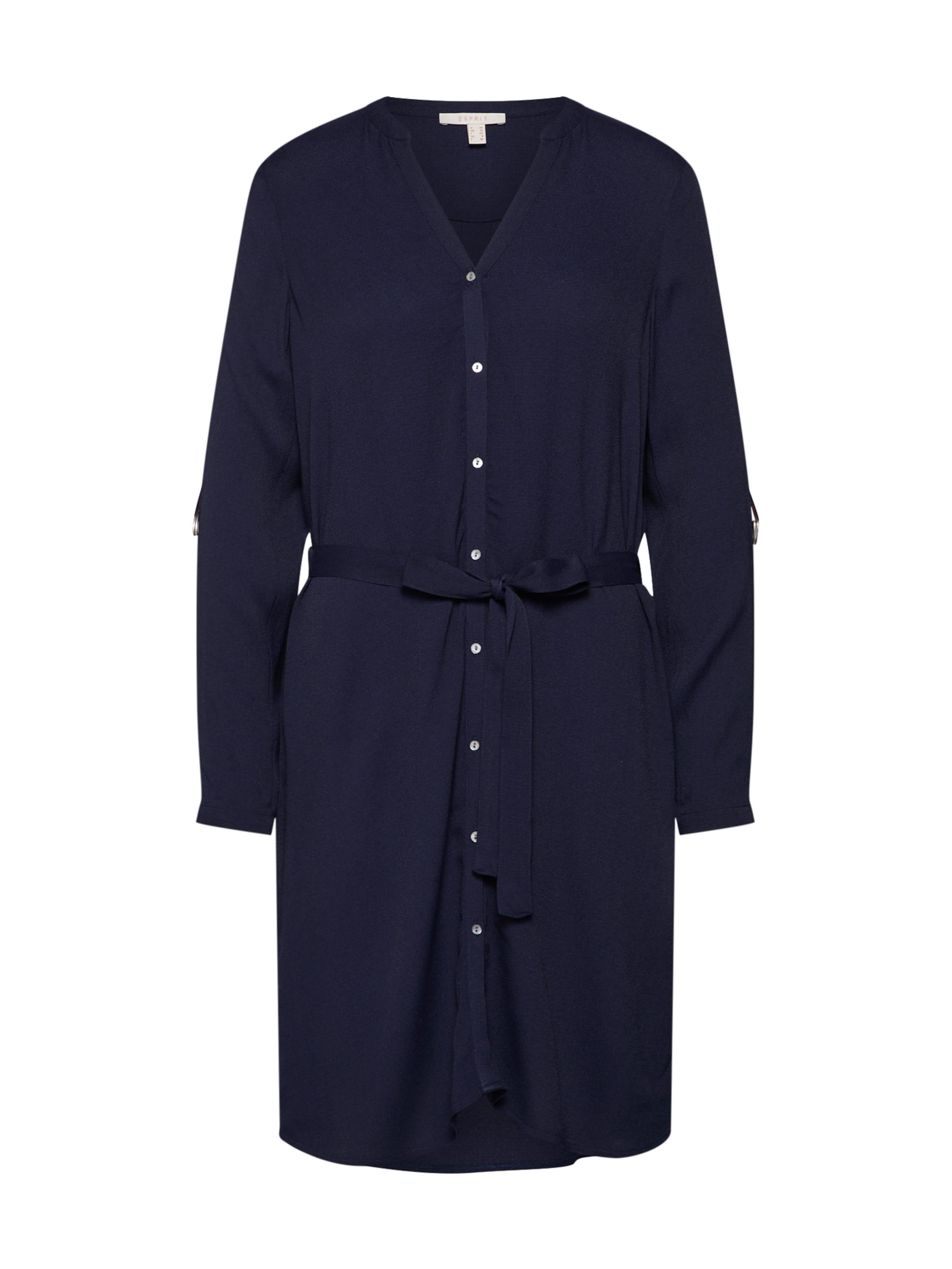 NachtblauRot Weiß Esprit Kleid Kleid NachtblauRot Esprit In In Weiß k0nPXO8w