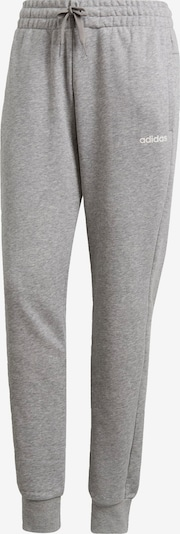 ADIDAS PERFORMANCE Sportovní kalhoty 'Essentials Solid' - šedý melír, Produkt