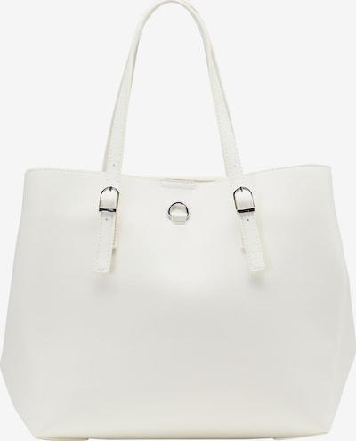Usha Shopper in weiß, Produktansicht