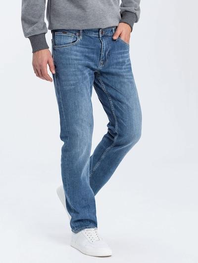 Cross Jeans Jeans 'Damien' in blue denim, Modelansicht