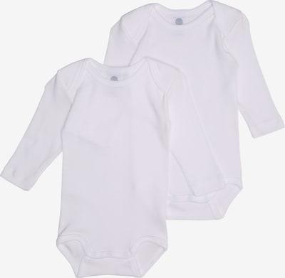SANETTA Body '1/1' in weiß, Produktansicht
