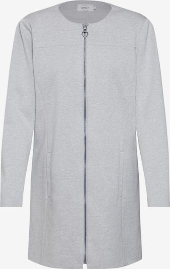 ONLY Manteau mi-saison 'onlLOUISA' en gris clair, Vue avec produit