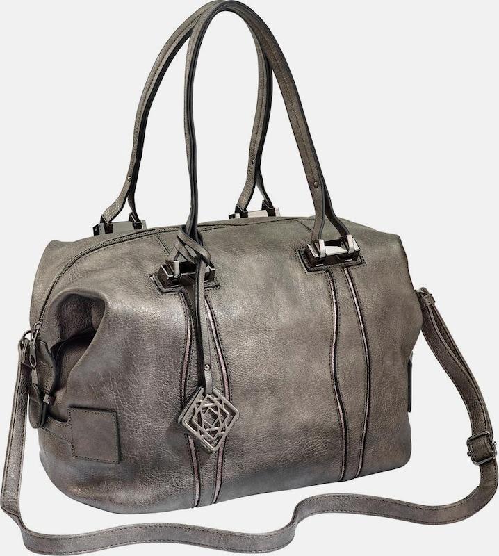 heine Tasche mit Glanzeffekt