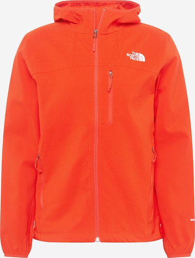 THE NORTH FACE Sportjacke 'Nimble' in rot, Produktansicht