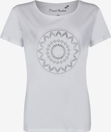 DANIEL HECHTER Shirt in White