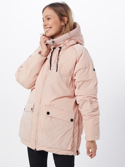PEAK PERFORMANCE Winterjacke 'STELLA J' in rosa: Frontalansicht