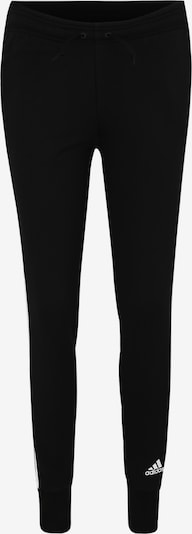 ADIDAS PERFORMANCE Leggings 'W MH 3S PANT' in schwarz: Frontalansicht