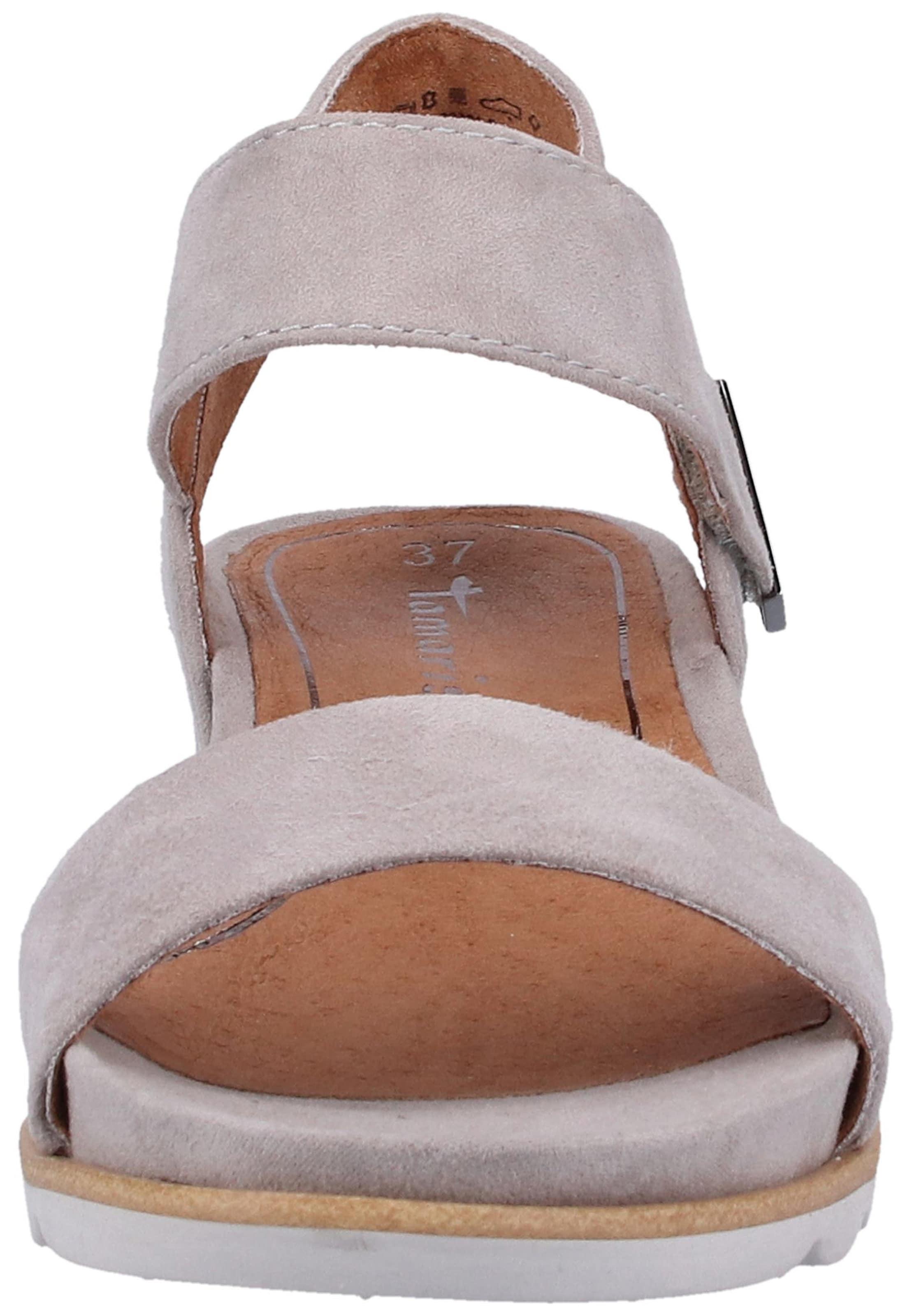 Lanières Sandales À Tamaris En Lilas FclJTK1