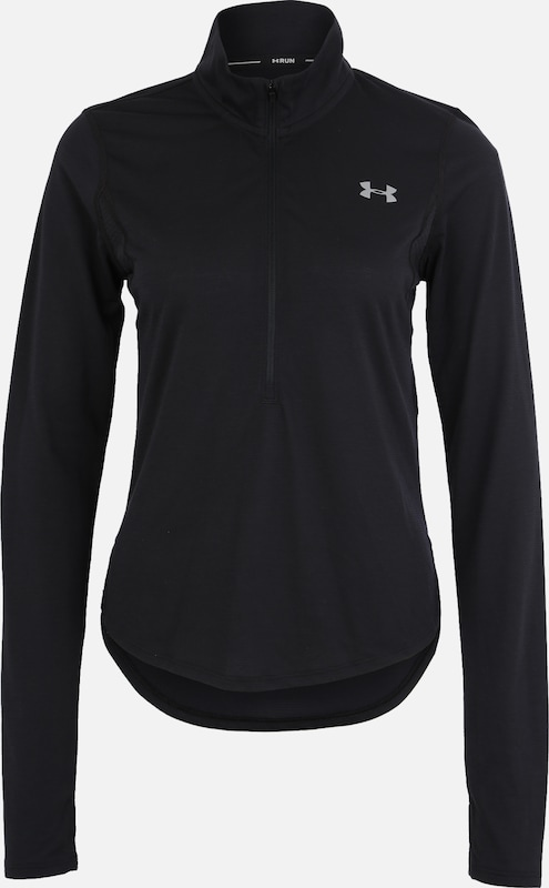 UNDER ARMOUR Shirt 'Streaker 2.0' in schwarz, Produktansicht