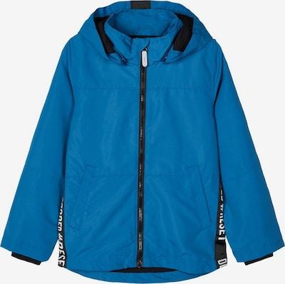 NAME IT Přechodná bunda - modrá, Produkt