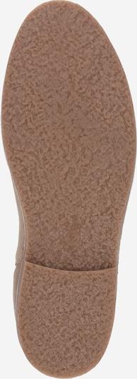 ABOUT YOU Chelsea boots 'Oskar' in de kleur Sand: Onderaanzicht