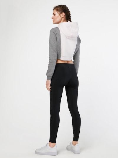 Urban Classics Hose 'Ladies Tech Mesh' in schwarz: Rückansicht
