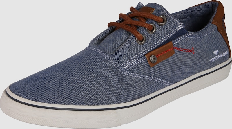 TOM TAILOR Sneaker aus Textil