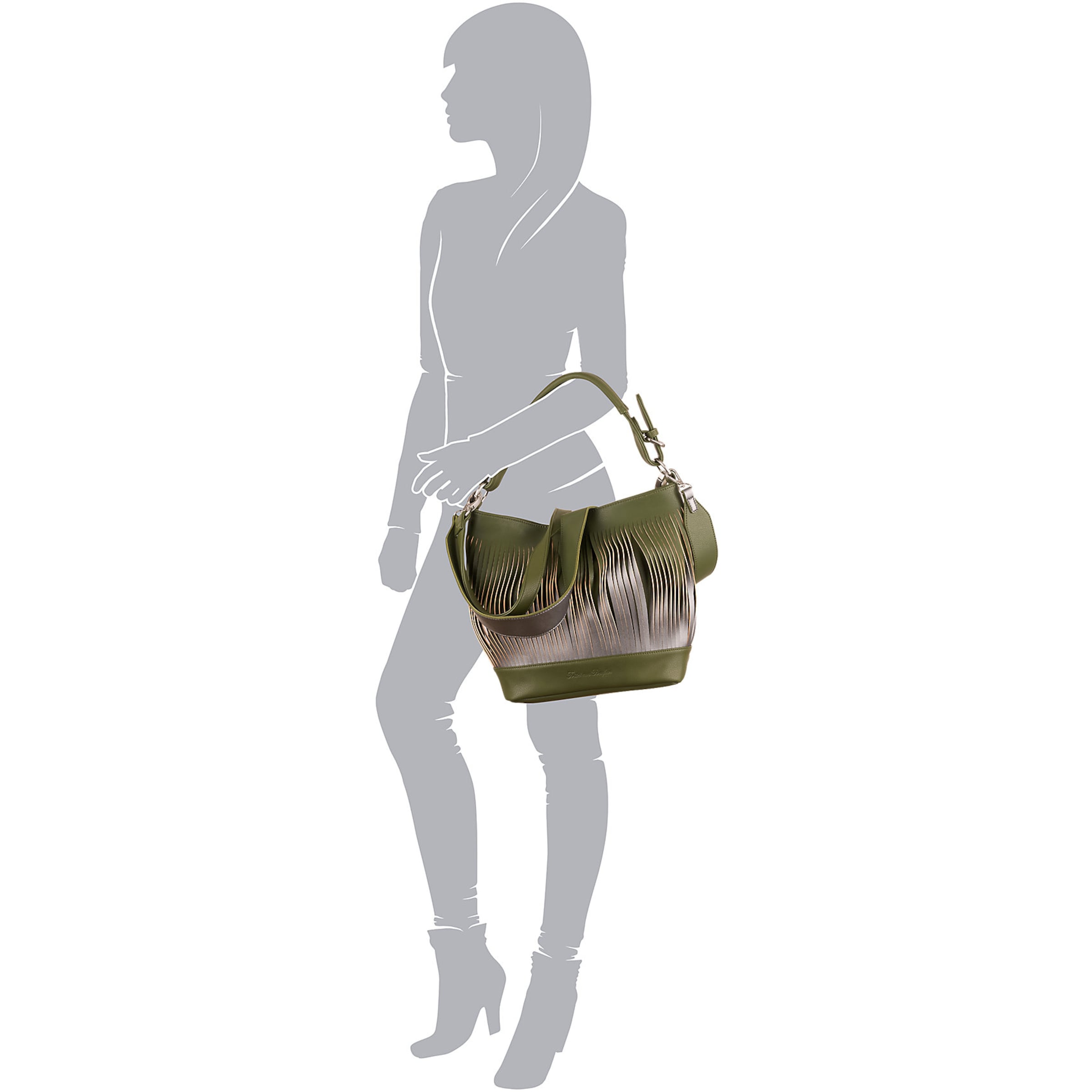 Preiswerte Reale Eastbay 2018 Unisex Günstiger Preis Fritzi aus Preußen 'Ramira' Handtasche Gefälschte Online-Verkauf Profi Zu Verkaufen Exklusiv qLbsDF4k