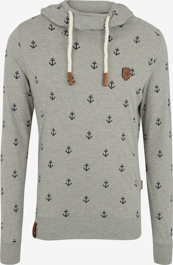 naketano Sweatshirt in de kleur Grijs, Productweergave