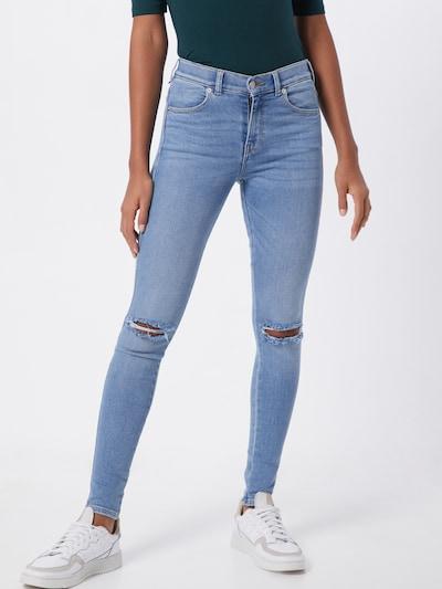 Dr. Denim Jeans 'Lexy' in blue denim, Modelansicht