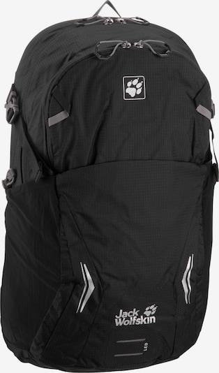 JACK WOLFSKIN Sportrugzak 'Moab Jam 24' in de kleur Grijs / Zwart, Productweergave