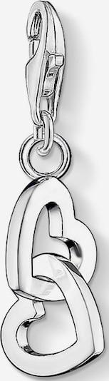 Thomas Sabo Charm-Anhänger 'Herz' in silber, Produktansicht